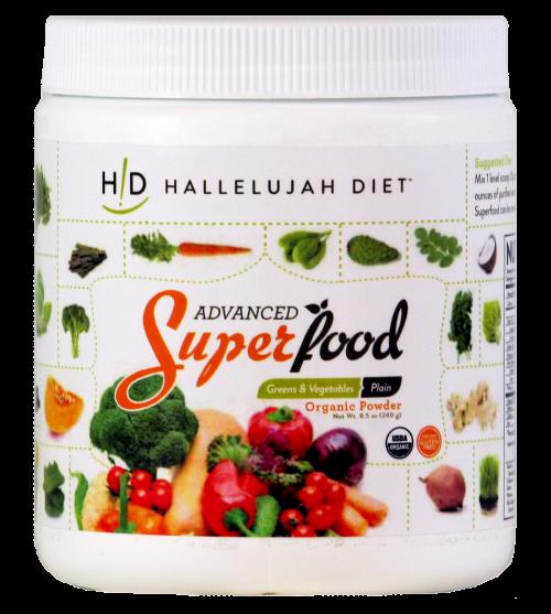 Hallelujah Diet Foods